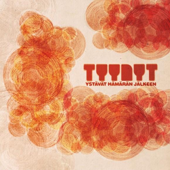 TYYNYT Ystävät Hämärän Jälkeen album cover web
