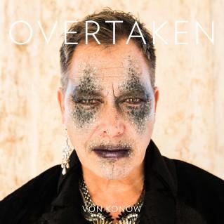 Von Konow Overtaken front cover