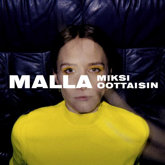 Malla_Miksi Oottaisin_single_frontcover_2021