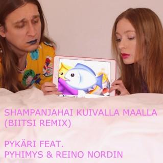 Pykäri feat Pyhimys & Reino Nordin Shampanjahai Biitsi remix