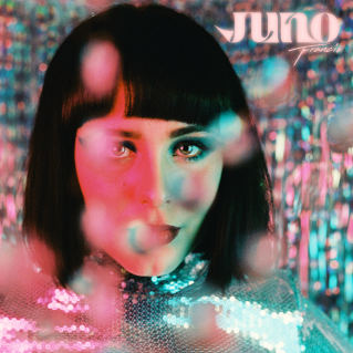 Juno Francis_Dance With Me_FrontCover